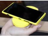 Bild: Nokia verschenkt kabellose Ladestationen.
