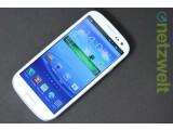 Bild: Das Objekt der Begierde: Ein Samsung Galaxy S3.