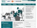 Bild: Die Öffentlich-Rechtlichen informieren auf einer Webseite über den neuen Rundfunkbeitrag.