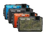 Bild: Outdoor-Profi: Die Nikon Coolpix AW110 soll äußerst widerstandsfähig sein.