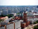 Bild: Das Rote Rathaus soll zur Miniatur werden.