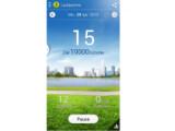 Bild: S Health wurde für das Galaxy S4 neu überarbeitet.