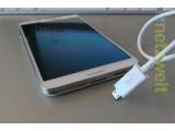 Bild: Samsung Galaxy Note 3: Der Hersteller bringt eine günstigere Variante des Riesen-Smartphones.