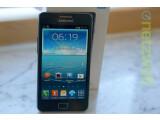 Bild: Das Samsung Galaxy S2 Plus bietet nur wenig Neuerungen gegenüber dem Vorgänger.