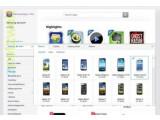 Bild: Das Samsung Galaxy S4 Mini war vorübergehend bereits auf der Samsung Apps Webseite gelistet.