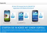 Bild: Samsung Starter Kit: Kostenloses Zubehör zum Galaxy-Smartphone.