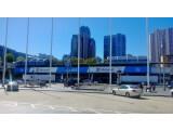 Bild: Ein Schnappschuss aus San Francisco. Hier findet Microsofts Build-Konferenz statt.