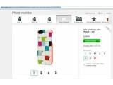 Bild: Diese Schutzhülle hat Apple in seinem ungarischen Store als kompatibel für das iPhone 5S ausgegeben.