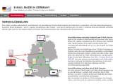 """Bild: Selbst die Initiative """"E-Mail made in Germany"""" ist nicht 100%ig sicher ."""