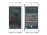 Bild: Siri spricht in iOS 7 auf Wunsch auch mit einer männlichen Stimme.