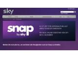 Bild: Sky startet am 12. Dezember mit Snap eine Online-Videothek.