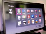 Bild: Smart TV-Apps gibt es auch per Telekom Entertain.