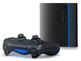 Bild: So könnte Sonys PS4 aussehen. Das finale Gehäusedesign ist nach wie vor unbekannt. (Bild Controller: Sony. Bild PS4 und Montage: netzwelt)