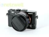 Bild: Die Sony Cybershot DSC-RX1 ist eine Premium-Kompaktkamera.