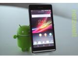 Bild: Das Sony Xperia SP sieht nicht nur gut aus, sondern hat noch mehr zu bieten.