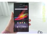 Bild: Das Sony Xperia Z Ultra ist mit 6,4 Zoll das größte Smartphone der Welt.