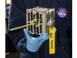 Bild: Zu was taugt ein Nexus S im Weltall? Die NASA probiert es mit dem Satelliten PhoneSat 2.4 aus.