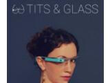 """Bild: """"Tits & Glass"""": Mikandi, Hersteller der ersten Porno-App für Google Glass, bewirbt seine Anwendung."""