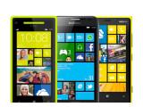 Bild: Im Vergleichstest treten Nokia Lumia 920, Samsung Ativ S und HTC 8X gegeneinander an.