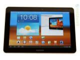Bild: Das Vorgängermodell des Galaxy Tab sorgte für juristischen Wirbel - Apple sah zu viele Parallelen zum iPad.