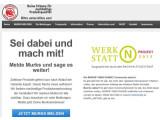 """Bild: Auf der Website """"MURKS NEIN DANKE"""" können Verbraucher """"Murkserlebnisse"""" mit gekauften Produkten melden. (Screenshot: murks-nein-danke.de)"""