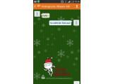 Bild: Weihnachtliches Design für Ihren Messenger.