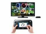 Bild: Der WiiU-Controller und Wii Party U in Aktion
