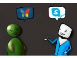 Bild: Windows Live Messenger wird zu Skype.