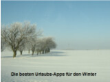 Bild: Der Winterurlaub steht vor der Tür. Wir stellen Apps vor, die in Ihrem Reisegepack nicht fehlen sollten.