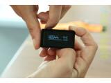 Bild: Der Withings Pulse ist Schrittzähler, Kalorienberechner, Schalfanalysator, Kilometermesser und Pulsmesser in einem.