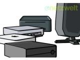Bild: Wohnzimmer-geeignet: Mini-PCs sind klein und flexibel.