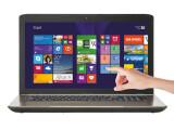 Bild: Mit 17,3 Zoll großem Touchscreen bald bundesweit in den Aldi-Filialen anzutreffen: Medion Akoya E7226T.