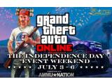 Bild: Vom 3. bis 6. Juli könnt ihr euch im Rahmen des Independence Day Wochenendes doppelte GTA$ und RP verdienen.