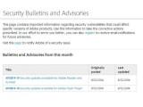 Bild: Adobe warnt vor kritischen Sicherheitlücken im Adobe Reader und Flash Player und veröffentlicht wichtige Updates.
