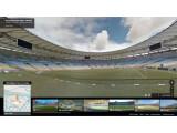 Bild: Alles im Blick: Dank Google Maps einfach im Stadion spazieren gehen.