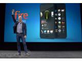 Bild: Amazon-Chef Jeff Bezos präsentierte in Seattle das Fire Phone - das erste Smartphone des Versandhändlers.