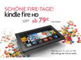 Bild: Amazon räumt die Lager. Der kindle fire HD ist derzeit für 50 Euro weniger zu bekommen.