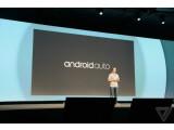 Bild: Android Auto wurde auf der Google I/O vorgestellt.