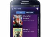 Bild: Auf Android exklusiv für Samsung-Geräte: die Online-Videothek Snap.
