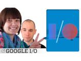 Bild: Annika Demgen und Michael Knott schauen in der netzwelt-Sprechstunde mit Ihnen die Google I/O.