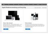 Bild: Bei Apple in Deutschland können Kunden jetzt auch alte iPads verkaufen.