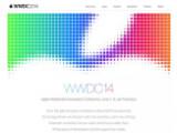 Bild: Apple WWDC 2014: Tickets werden per Zufallsverfahren vergeben.