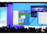 Bild: Im April 2014 zeigte Microsoft bereits eine frühe Version von Threshold auf der Entwicklerkonferenz Build.