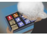 Bild: Das asina-Tablet bietet auch Menschen höheren Alters die Vorzüge eines mobilen Tablet-PCs