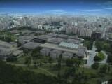 Bild: Ausspioniert: die Huawei-Zentrale in Shenzhen, China.
