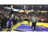 Bild: Basketball hautnah: Fans der Sacramento Kings können das Spielgeschehen demnächst aus den Augen der Akteure verfolgen.