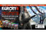 Bild: Bereits jetzt könnt ihr euch als Vorbesteller Zusatzinhalte zu Far Cry 4 sichern.