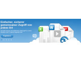 Bild: Box ist auf die gemeinsame Bearbeitung von Office-Dokumenten im Team spezialisiert.