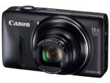 Bild: Die Canon PowerShot SX600 Hs besitzt ein 18-fach-Zoomobjektiv.
