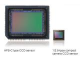 Bild: CCD-Sensoren von Sony.
